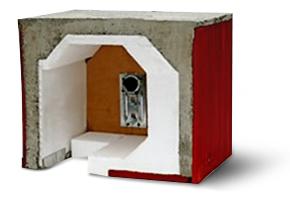 weidl rolladenbau jalousiekasten rws3000. Black Bedroom Furniture Sets. Home Design Ideas